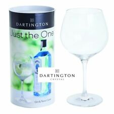 "Dartington Crystal ""Simplemente THE ONE ""Gin & Tonic COPA CRISTAL"