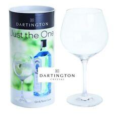 "Dartington Crystal "" Just the Un "" GIN ET TONIC COPA verre"