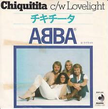 "ABBA - Chiquitita (1979) JAPAN 7"" Discomate"