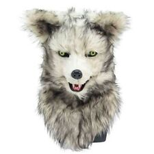 Moving mask wolf 1013010 realistic wolf costume movable mouth ng Japan