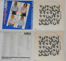 "Abba - The Winner Takes It All - Japan white label promo 7"" vinyl"