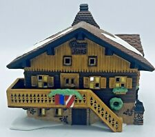 Department 56 Kamm Haus Alpine Village Series Heritage Village Collection #56171