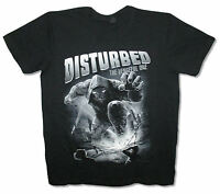 Disturbed Vengeful One Black T Shirt New Official Band