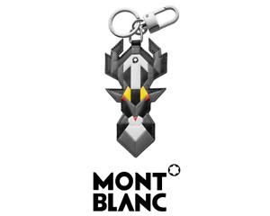 Montblanc 118747 Meisterstuck Deer Soft Grain Leather Key Fob