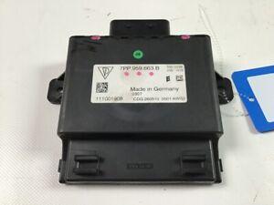 7PP959663B Control Unit Porsche Cayenne (92A) 3.0 Diesel 176 Kw 239 HP (