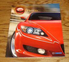 Original 2008 Mazda RX-8 Sales Brochure 08