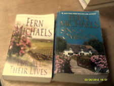 For All Their Lives + Sins Of Omission by Fern Michaels   (r)
