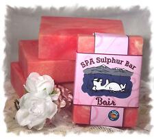 Nantucket Briar_Bair SPA Sulphur Mineral Soaps Made in Montana_Handmade Natural