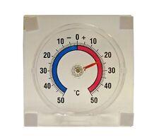 FAITHFULL Thermometer Stick On window Adhesive Fridge Celsius Fahrenheit TB-FAI1
