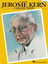 Jerome Kern Collection 2nd Edition Sheet Music Book Edition P V G Comp 001128011