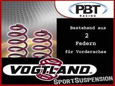 Vogtland Muelles BMW Serie 3 E46 sedán 4cyl y 320d 35/0mm Art No.951023