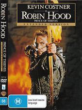 Robin Hood-1991-Kevin Costner- Movie-DVD
