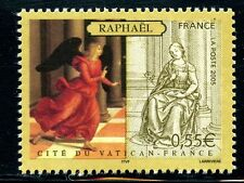 STAMP / TIMBRE FRANCE  N° 3839 ** ART / L'ANNONCIATION / RAPHAEL