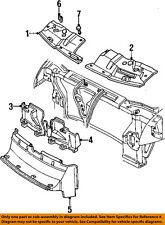 Chevrolet GM OEM Corsica Splash Shield-Under Engine/Radiator Cover Left 22599597