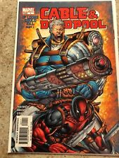 Cable and Deadpool #1 (2004 series)