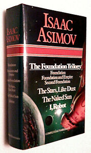 The FOUNDATION TRILOGY by Isaac Asimov ~ Complete & Unabridged