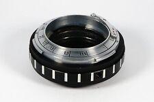 Kiev Contax RF Lens Adapter to micro 4/3 m43 Olympus Pen Panasonic Lumix Camera