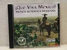 *CD - Que Viva Mexico!  Musica Autentica Mexicana