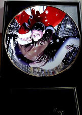 Superman Lois Lane Alex Ross Holiday Collector Plate New from 2004