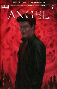 ANGEL #0 VARIANT BOOM! STUDIOS COMICS TV BUFFY THE VAMPIRE SLAYER