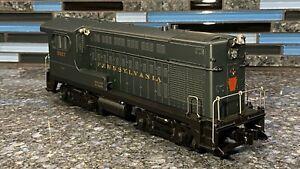 LIONEL 6-18848 PENNSYLVANIA RAILROAD PRR H12-44 SWITCHER O 3 RAIL