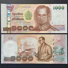 2005 THAILAND 1,000 1000 BAHT P-115 SIG 85 UNC NR