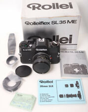 Rolleiflex SL35ME camera and Zeiss Planar 50mm lens f1.8 *  Mint in box