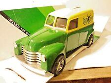 Ertl John Deere 1950 Chevy Panel Delivery Truck 1:25 Scale Chevrolet Bank