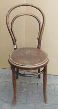 Beautiful Brown Thornet Wood Chair - Restoration Object