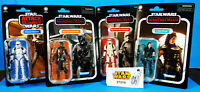 """Choose💥STAR WARS💥THE VINTAGE COLLECTION💥MANDALORIAN💥3.75"""" Figures💥IN HAND!"""