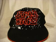 Star Wars The Force Awakens  snapback cap
