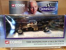 Donnington Collection Lotus 72D-Cosworth Diecast Model Car 1:43
