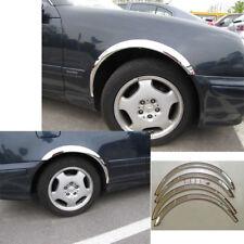 in acciaio inox PASSARUOTA trim Set MERCEDES CLK 2003-2010 A209 // C209
