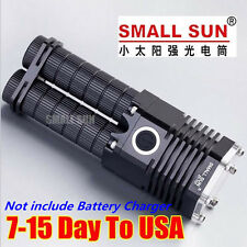 SMALL SUN 700 METERS 2500 LUMENS TACTICAL CREE XM-L T6 LED FLASHLIGHT TORCH LAMP