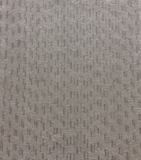 FORTUNY FABRIC Cilindri gold/silver on bourettes New Long staple cotton, Italy