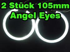 Angel Daemon Halo Eyes CCFL Rings 4 Pcs.105mm Neon Rims Ballast Pic. Instruction