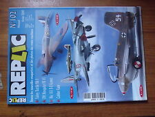 $$a Revue Replic N°102 Fairey Battle Mk I  DH Mosquito FB IV  Me 163 B-0 Komet