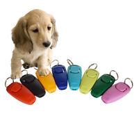Clicker mit Pfeife zur Hunde Ausbildung-Erziehung Hund Katze Training Klicker A/