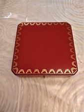 Scatola per gioielli Cartier originale