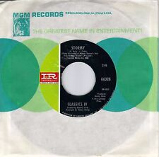 DENNIS YOST & THE CLASSICS IV  Stormy / 24 Hours Of Loneliness  original 45