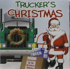 Trucker's Christmas by The Christmas Hillbillies (CD, 2007) New