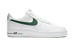 NIKE AIR FORCE 1 '07 3 Trainers AF1 Leather - UK Size 14 (EUR 49.5) White