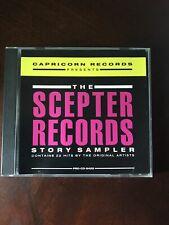 Various - The Scepter Records Story Sampler (1992) CD CAPRICORN