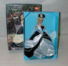 New Listing% 1996 Mattel Barbie Midnight Waltz Doll Mint In Original Box Beautiful!