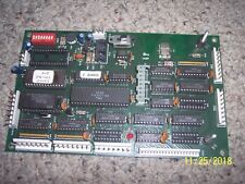 GameMasters Sharp Shooter coin pusher skill game PCB board 1988 #100109D arcade