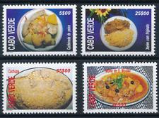 Cabo Verde - 1998 - Gastronomy / Local Cuisine