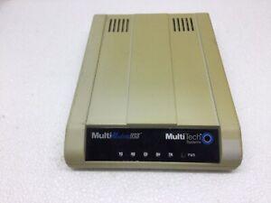 MultiTech MultiModem ZBA MT5634ZBA USB V.92 AV Desktop Data Fax Modem
