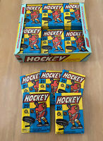 VINTAGE 1983-84 TOPPS OPEE CHEE NHL HOCKEY CARDS UNOPENED WAX PACK From BBCE BOX