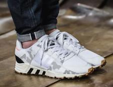 on sale 42d22 e3de3 New Adidas EQT Support RF Mens Size 12 Shoes WhiteGrey Camo BB1995