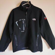 The North Face Black Windbreaker Jacket Summit Series Size M